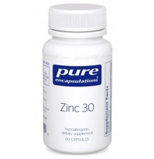 Zinc 30 60 Capsules (Z36)