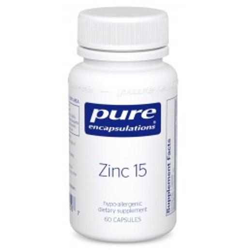 Zinc 15 60 Capsules (Z16)
