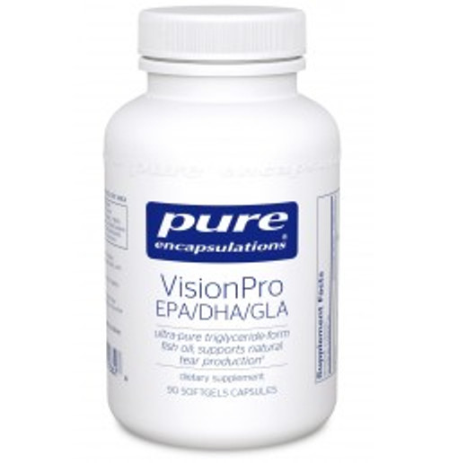VisionPro EPA/DHA/GLA 90 Softgels (VPE9)