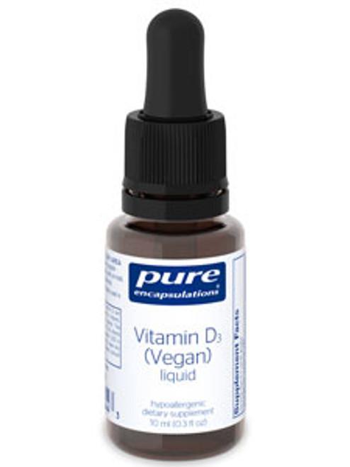 Vitamin D3 Liquid Vegan .3 fl oz (VD3VL)