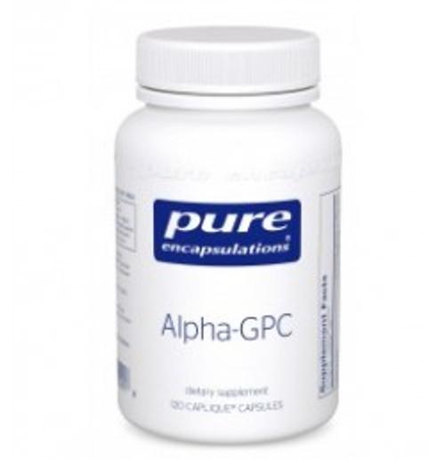 Alpha-GPC 120 Capsules (AG21)