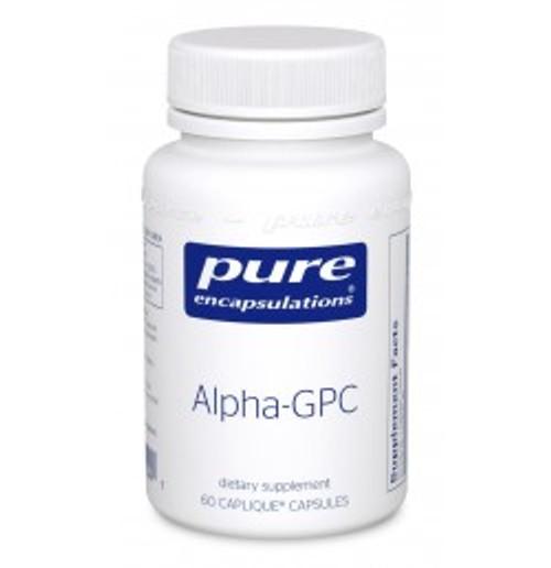 Alpha-GPC 60 Capsules (AG26)