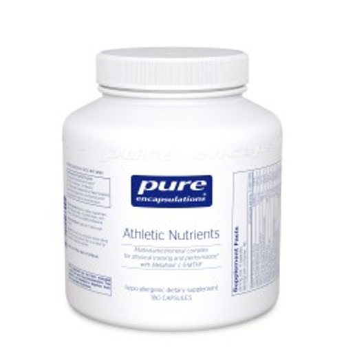 Athletic Nutrients 180 Capsules (ATN1)