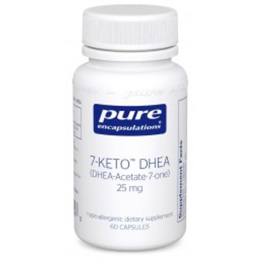 7-KETO DHEA 25 mg 60 Capsules (KD26)