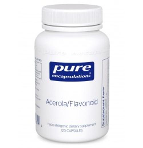 Acerola/Flavonoid 120 Capsules (ACP1)