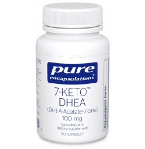 7-KETO DHEA 100 mg 120 Capsules (KD11)