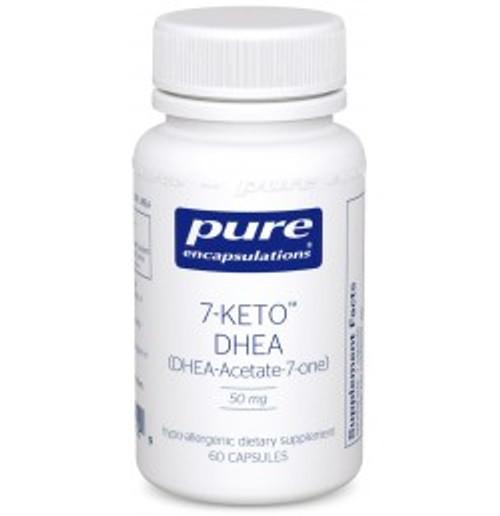 7-KETO DHEA 50 mg 60 Capsules (KD56)