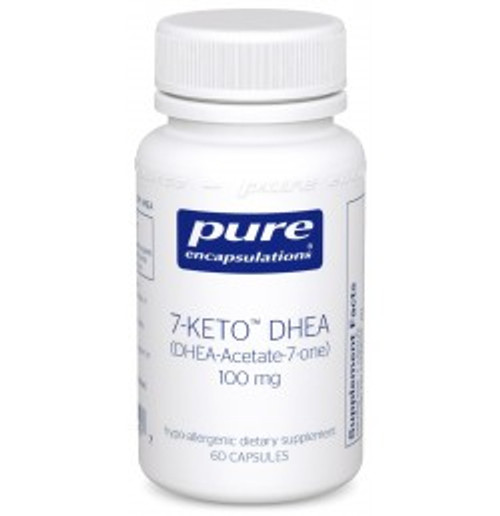 7-KETO DHEA 100 mg 60 Capsules (KD16)