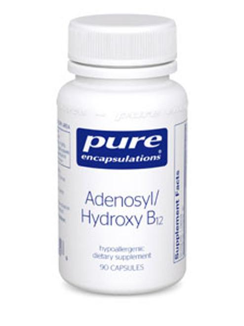 Adenosyl/Hydroxy B12 90 caps (AHB9)
