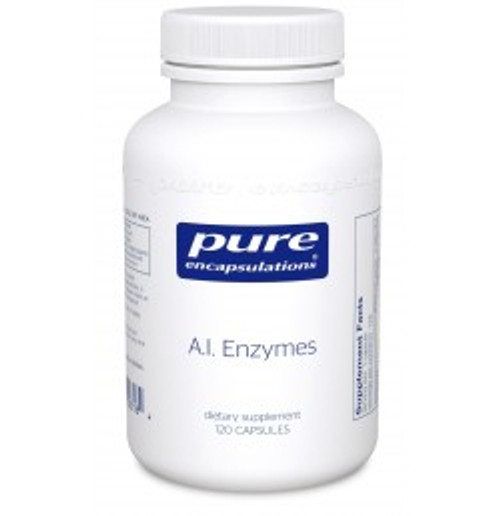 A.I. Enzymes 120 Capsules (AIE1)
