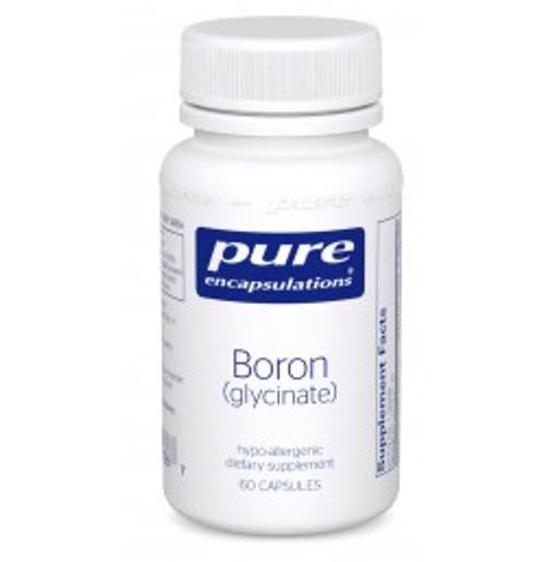 Boron 60 Capsules (BO6)