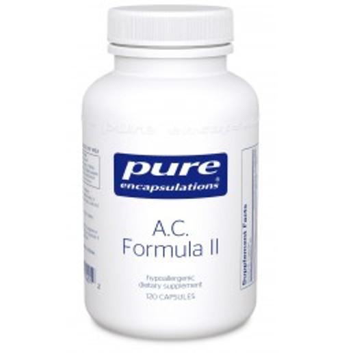 A.C. Formula II 120 Capsules (AC21)
