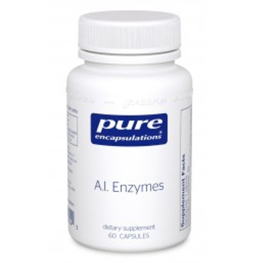 A.I. Enzymes 60 Capsules (AIE6)