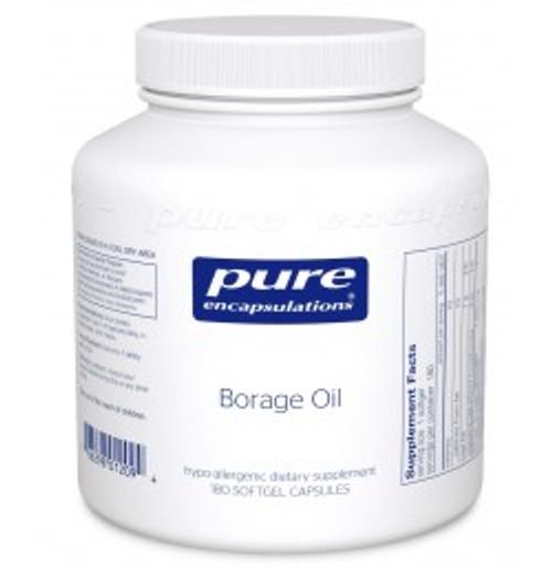 Borage Oil 180 Softgels (BOG1)
