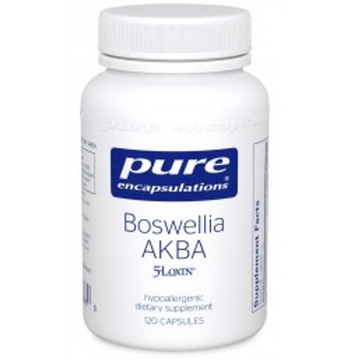 Boswellia AKBA 120 Capsules (BWA1)