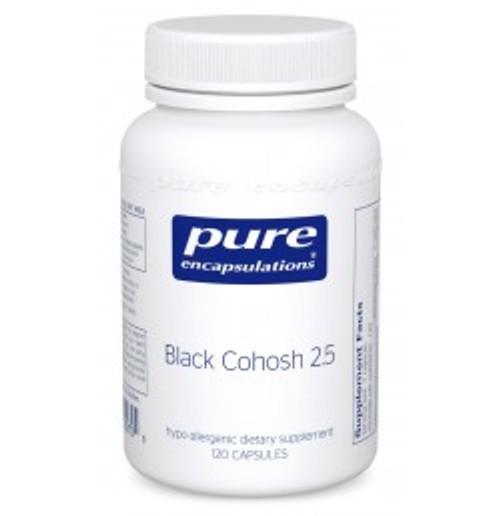 Black Cohosh 2.5 120 Capsules (BLC1)