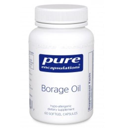 Borage Oil 60 Softgels (BOG6)