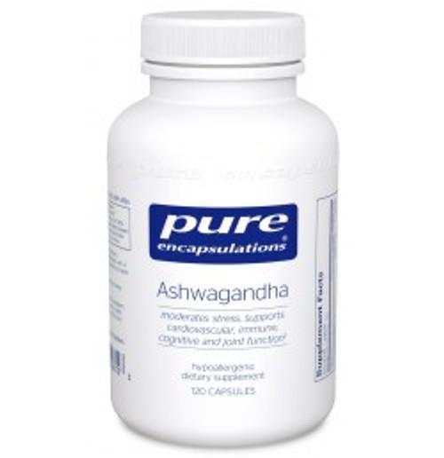 Ashwagandha 120 Capsules (ASH1)