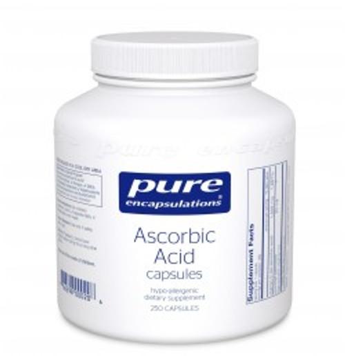 Ascorbic Acid 250 Capsules (A12)