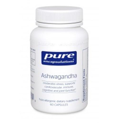 Ashwagandha 60 Capsules (ASH6)