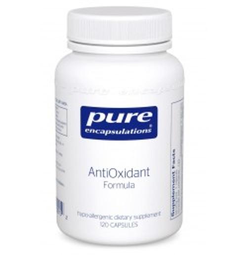 AntiOxidant Formula 120 Capsules (AO21)