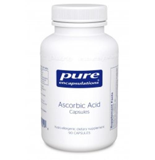 Ascorbic Acid 90 Capsules (A19)