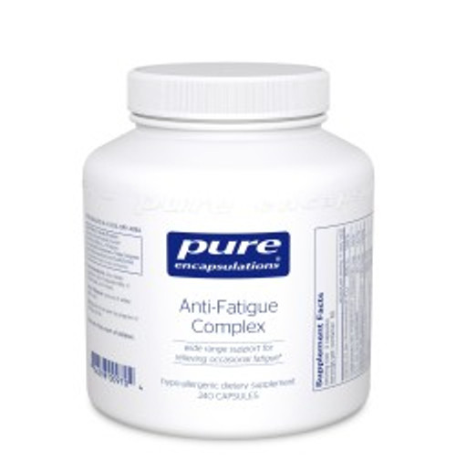 Anti-Fatigue Complex 240 Capsules (AFC2)