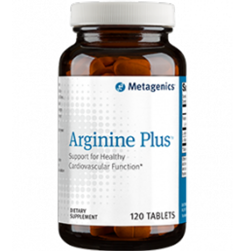 Arginine Plus with ActiFolate 120 Tablets (ARGP)