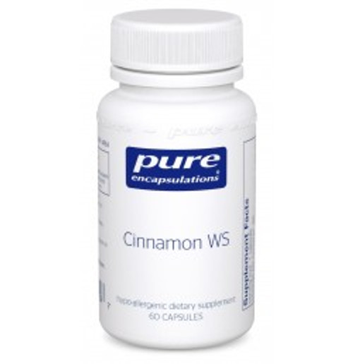 Cinnamon WS 60 Capsules (CI6)