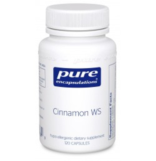 Cinnamon WS 120 Capsules (CI1)