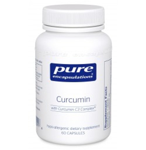 Curcumin 60 Capsules (CUR6)
