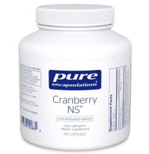 Cranberry NS 180 Capsules (CN1)