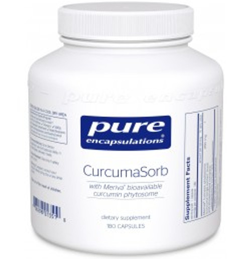 CurcumaSorb 180 Capsules (MCU1)