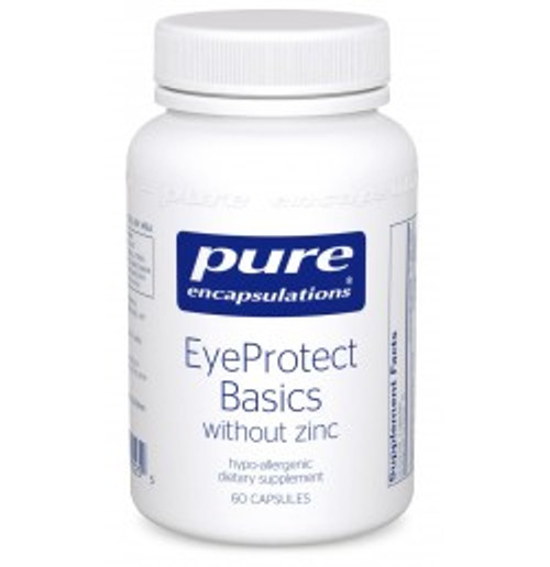 EyeProtect Basics without Zinc 60 Capsules (EPB26)