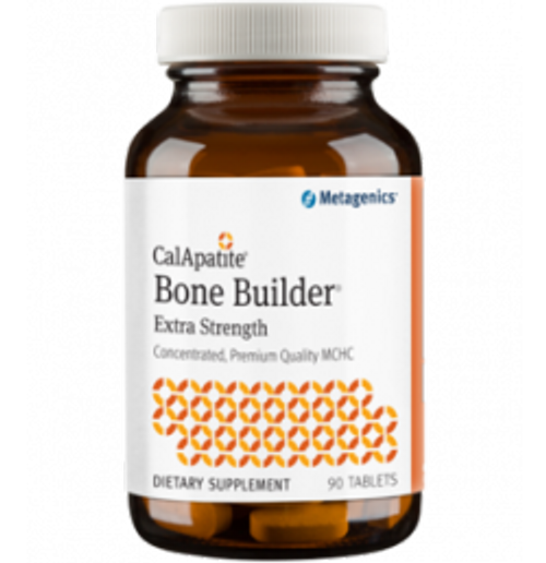 Cal Apatite Bone Builder Extra Strength 180 Tablets (CAL1000180)