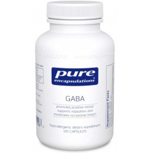 GABA 120 Capsules (GAB1)