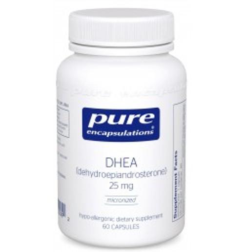 DHEA 25 mg 60 Capsules (DH26)