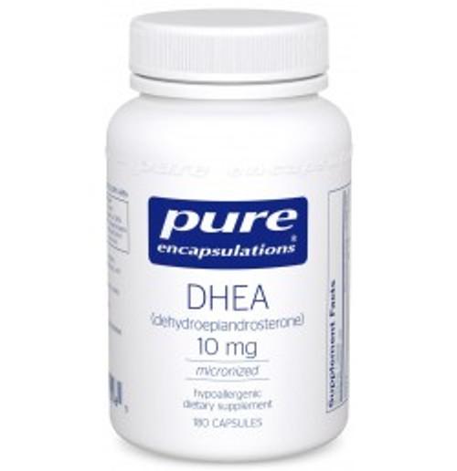 DHEA 10 mg 180 Capsules (DH11)