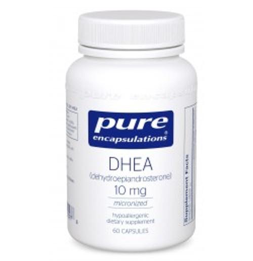 DHEA 10 mg 60 Capsules (DH16)
