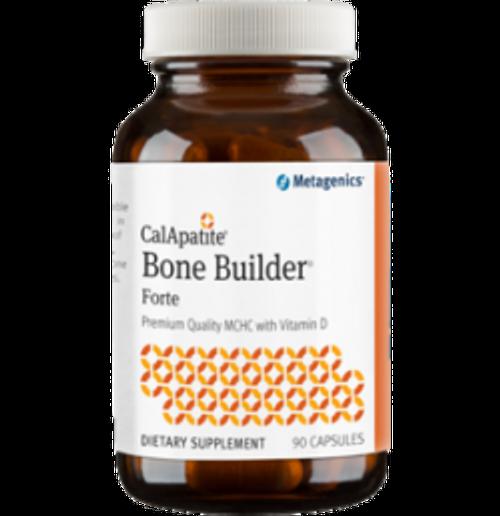 Cal Apatite Bone Builder Forte 180 Capsules (CALACAP180)