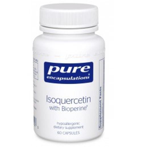 Isoquercetin w/ Bioperine 60 Capsules (IQB6)