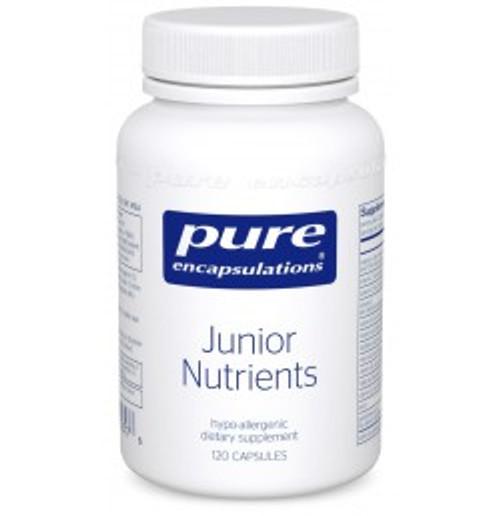 Junior Nutrients 120 Capsules (JUN1)