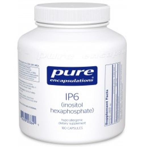 IP6 (inositol hexaphosphate) 180 Capsules (IP61)