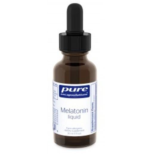 Melatonin liquid 30 ml Liquid (MEL3)