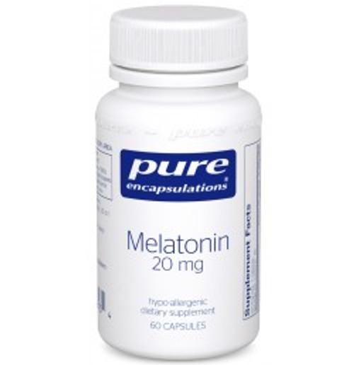 Melatonin 20 mg 60 Capsules (ME26)