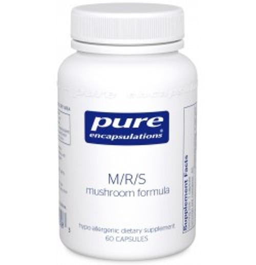 M/R/S Mushroom Formula 60 Capsules (MRS6)