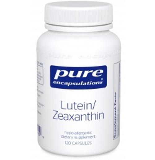 Lutein/Zeaxanthin 120 Capsules (LZ1)