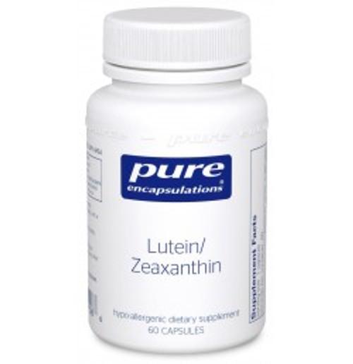 Lutein/Zeaxanthin 60 Capsules (LZ6)