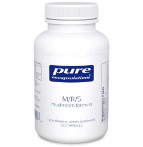 M/R/S Mushroom Formula 120 Capsules (MRS1)