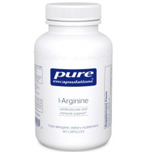 l-Arginine 90 Capsules (LAR9)